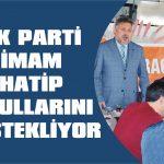 AKP imam hatip okullarını destekliyor