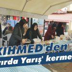 KİHMED'den 'Hayırda Yarış' kermesi