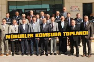 Müdürler Mustafakemalpaşa'da buluştu