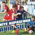 Türkiye Kupası'nda rakip Şile