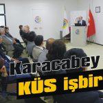 Karacabey için KÜS işbirliği