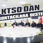 KTSO'dan sigortacılara destek!