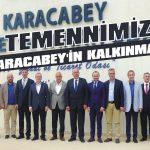 Temennimiz Karacabey'in kalkınması