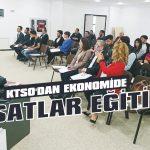 KTSO'dan ekonomide fırsatlar eğitimi