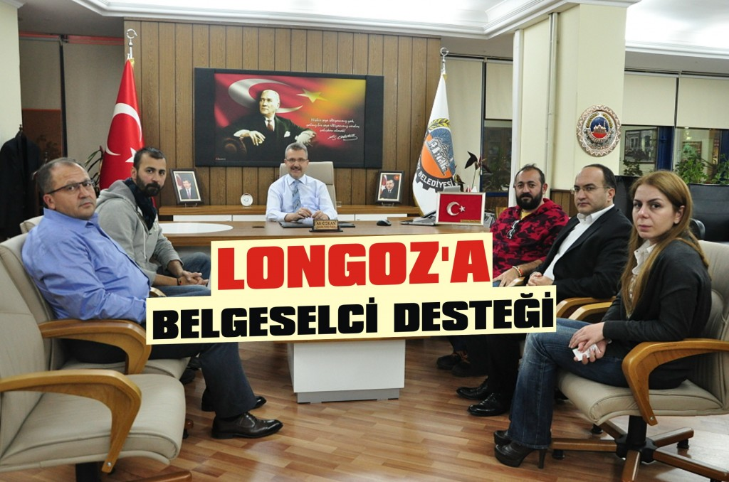 Longoz'a belgeselci desteği