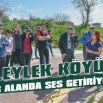 Leylek Köyü her alanda ses getiriyor