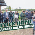 Leylek Köyü çırakları buluşturdu