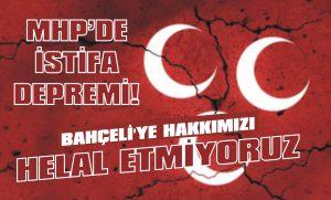 Bahçeli'ye hakkımızı helal etmiyoruz!