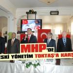 Eski yönetim Toktaş'a karşı!