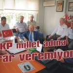 AKP millet adına karar veremiyor