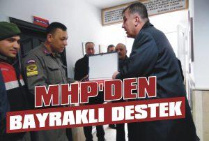 MHP'den dosta güven, düşmana korku