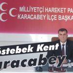 'Köstebek Kent Karacabey'