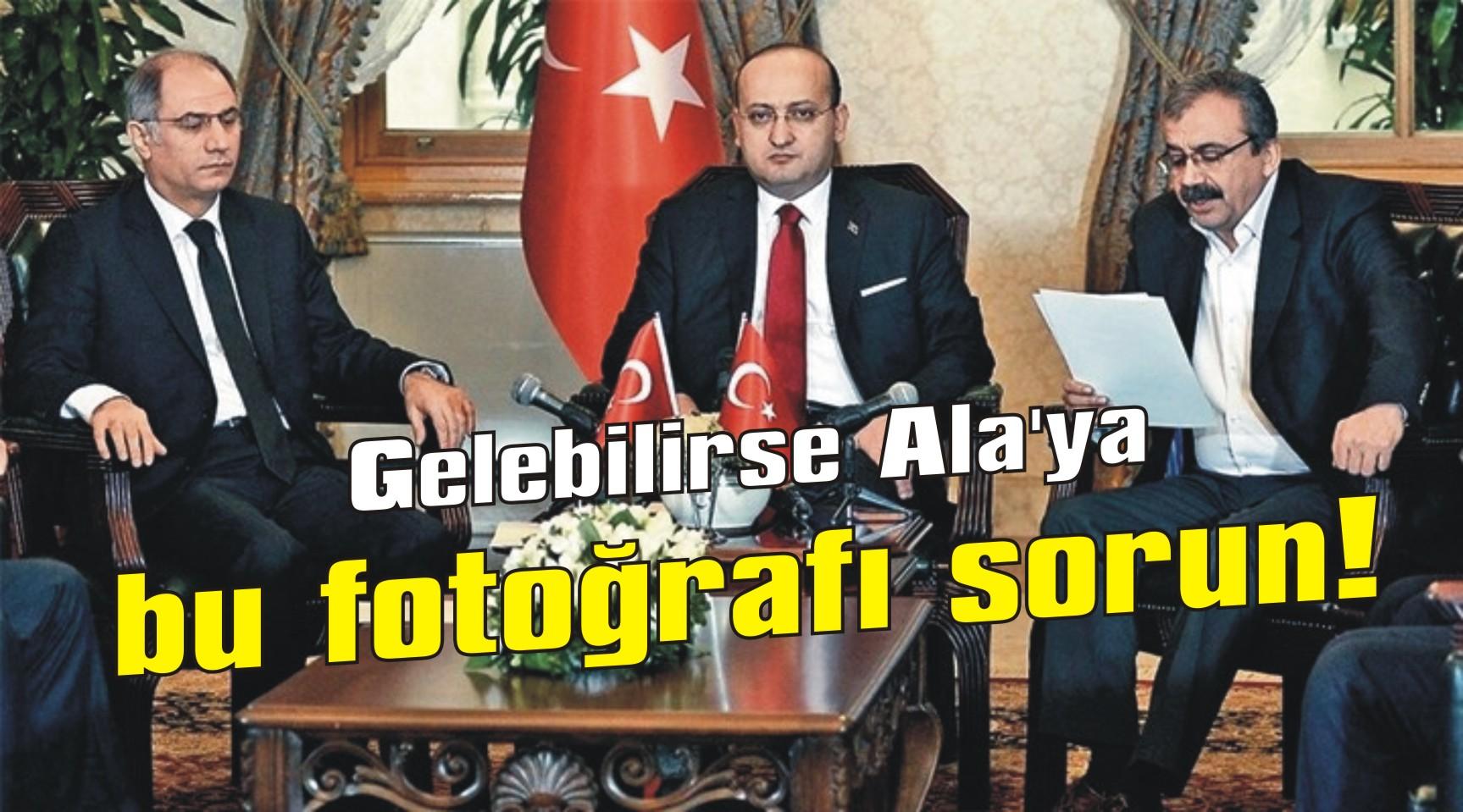 Ala'ya bu fotoğrafı sorun!