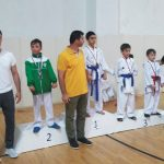 Karatecilerden 7 madalya