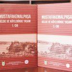 Mustafakemalpaşa'nın eski köyleri kitaplaştı