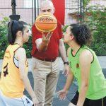 Basketbolun kalbi TATLITOP'ta atıyor