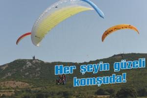 Her şeyin güzeli Mustafakemalpaşa'da!