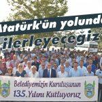 Atatürk'ün yolunda ilerleyeceğiz
