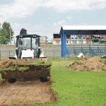 MKP stadı yeni sezona hazırlanıyor