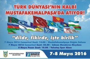 Türk Dünyası komşuda buluşuyor