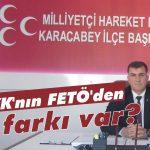 PKK'nın FETÖ'den ne farkı var?