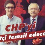 CHP'yi Çiftçi temsil edecek