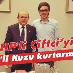 CHP'li Çiftçi'yi AKP'li Kuzu kurtarmış!