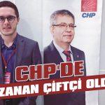CHP'de kazanan Çiftçi oldu