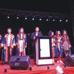 Sınav'dan mezuniyet coşkusu