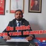 Bu millet AKP'den yaka silkmekte