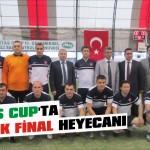 Sütaş Cup'ta çeyrek final heyecanı