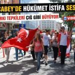 'Gezi Parkı' için meydana çıktılar