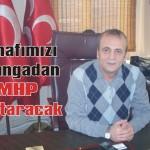 Esnafımızı prangadan MHP kurtaracak
