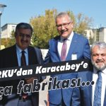 TORKU'dan Karacabey'e salça fabrikası…