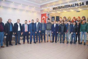 Trabzonlular komşuda buluştu