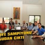 Türkiye Şampiyonu komşudan çıktı