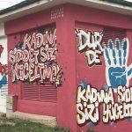 Trafolar sosyal mesajlarla renkleniyor