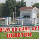 Uludağ Üniversitesi'ne girişler artık ücretsiz