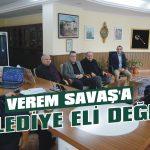 Verem Savaş'a belediye eli değdi