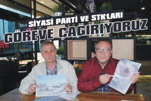 Siyasi parti ve STK'ları göreve çağırıyoruz