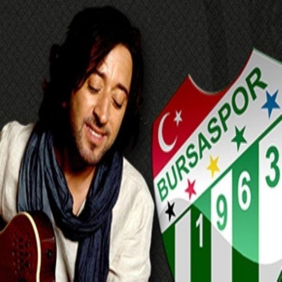 """En CAN""""lı Bursaspor Marşı!"""