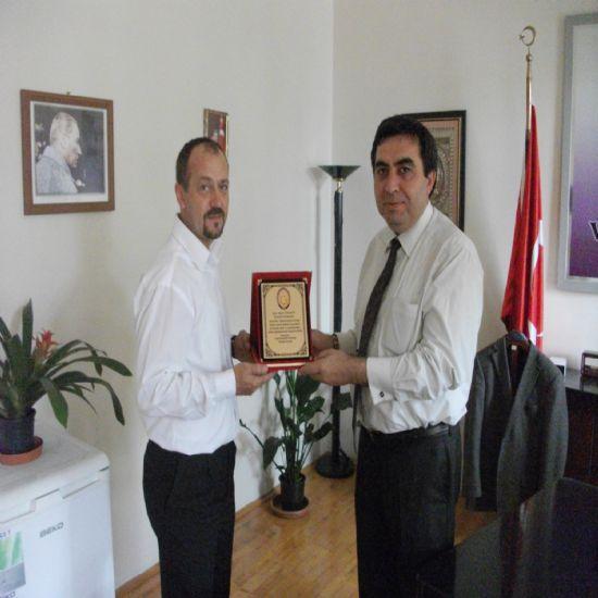 Galatasaraylılar ziyarette