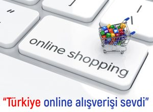 Online alışverişi çok sevdik!