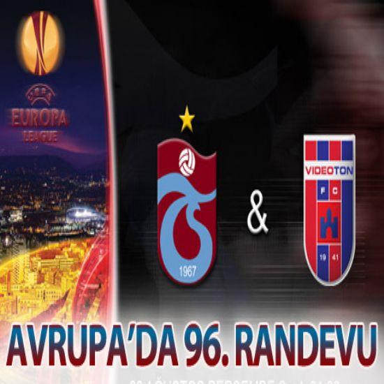 Trabzon 96. randevusunda